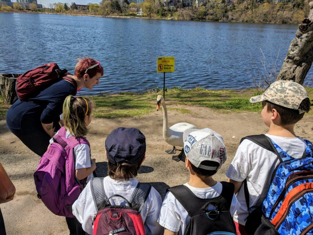 Field Trip to High Park - Oak Learners
