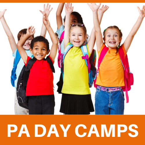 PA Day camps at Oak Learners
