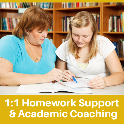 homework support at Oak Learners