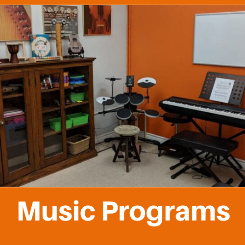 music programs at oak learners