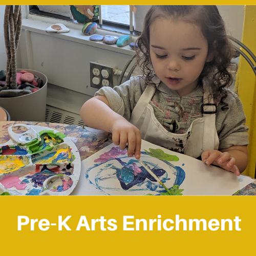 Pre-K Arts Enrichment Classes