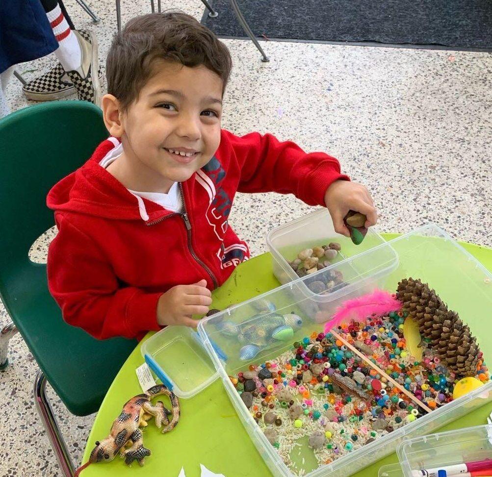 Oak Learners - interactive online learning opportunities for preschoolers