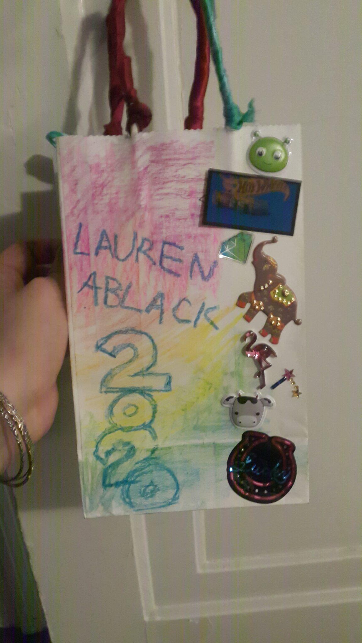 Make an Idea Bag with Lauren
