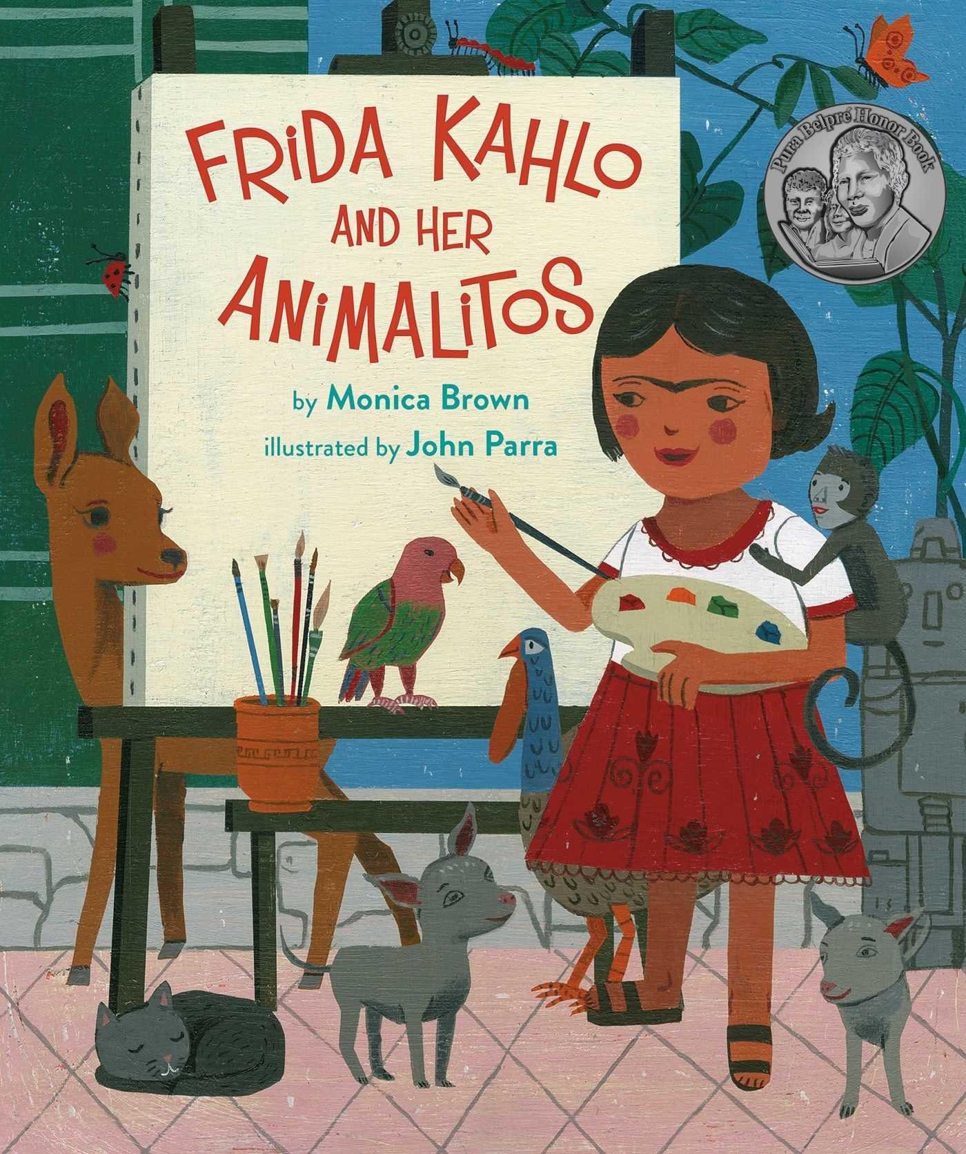 Children's Books for your Little Artist