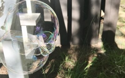 Summer Fun: How to Make Your Own Bubbles!