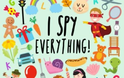 """I Spy"" Is More Than Just A Game"