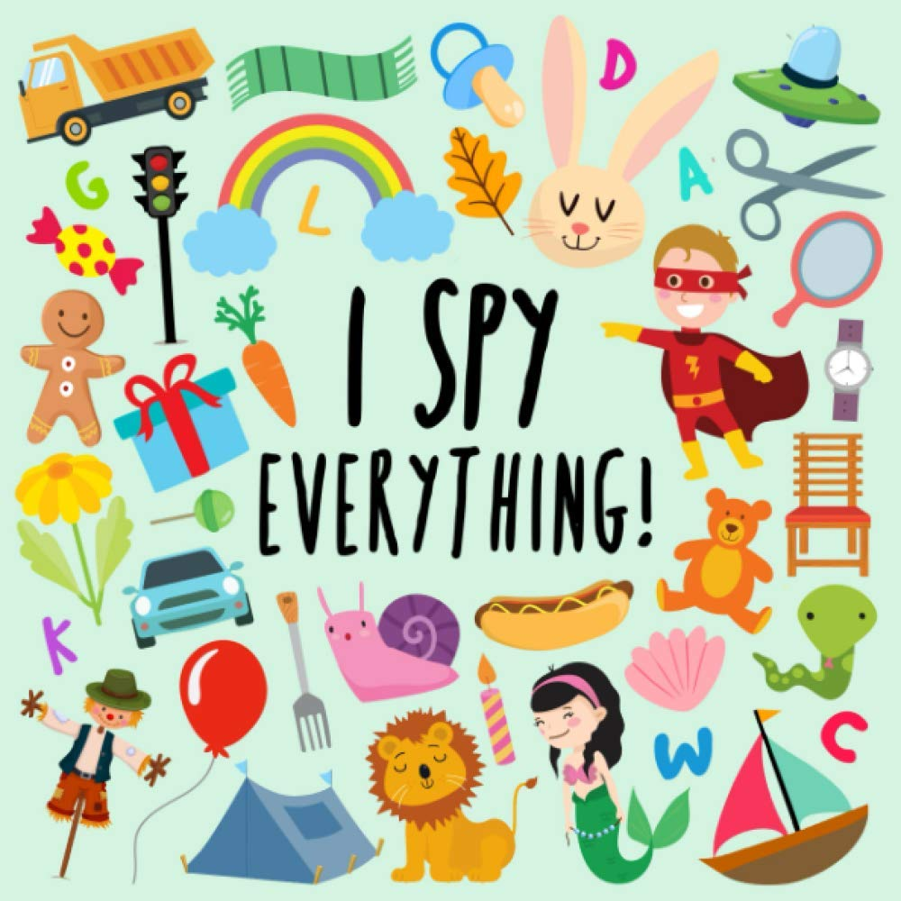 I Spy is more than a game