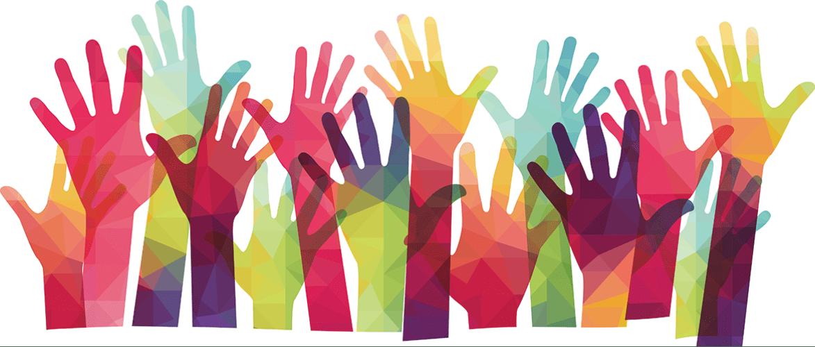 promoting volunteering in the community