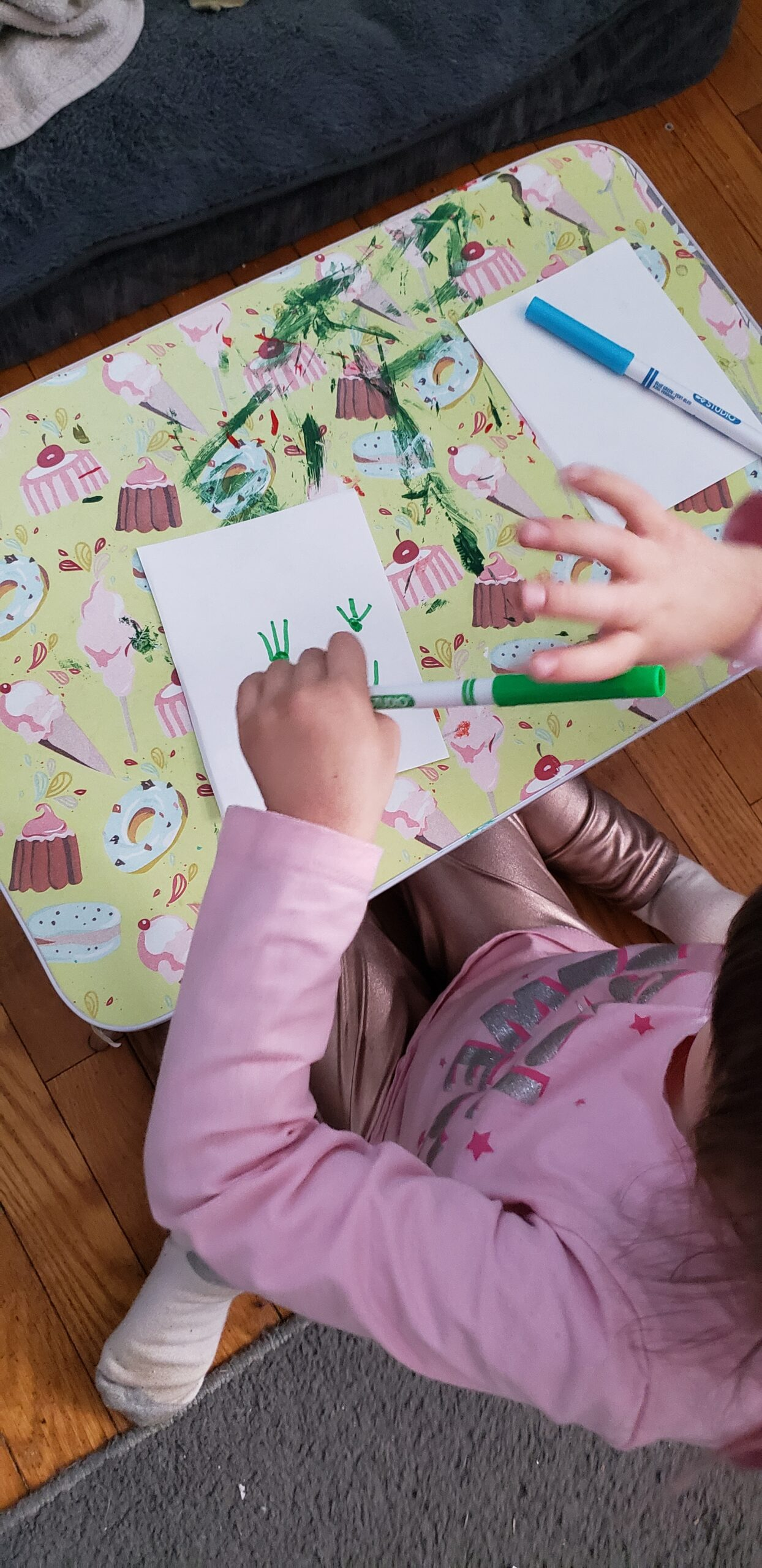 Helping Children Understand Their Emotions with Mood Cards