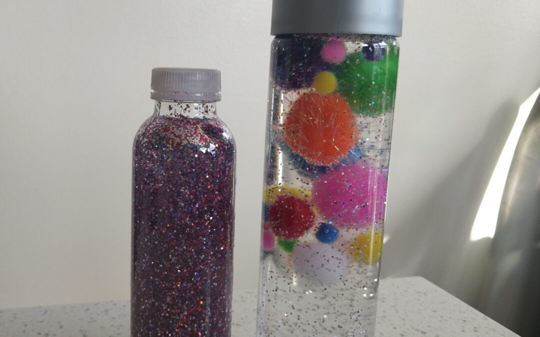 Arts & Crafts: Sensory Bottles