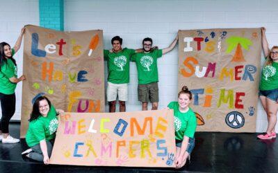 Summer Camp 2021 Success for Oak Learners