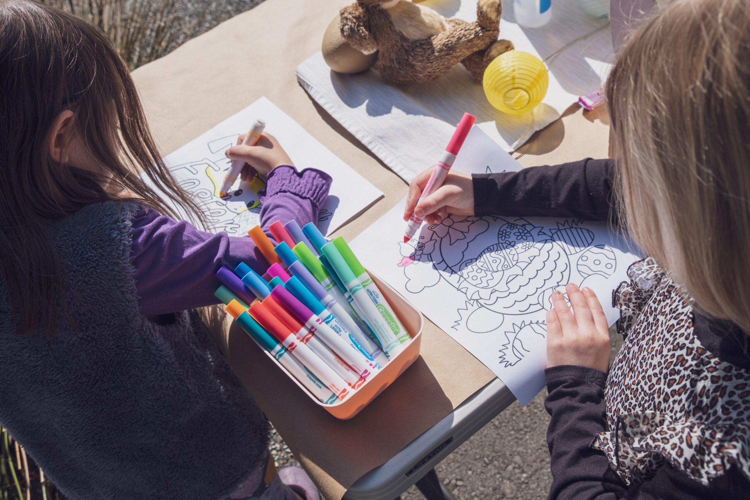 creative writing outside