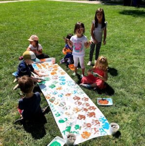 Summer Camp with kids Oak Learners 2021