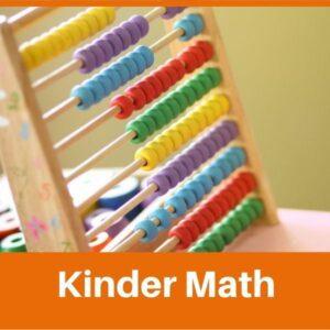 Kinder Math