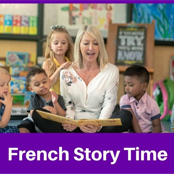 French Story Time