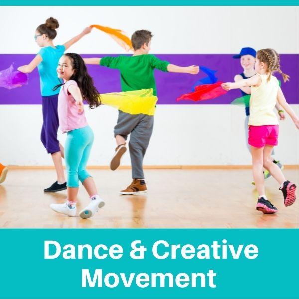 Dance & Creative Movement