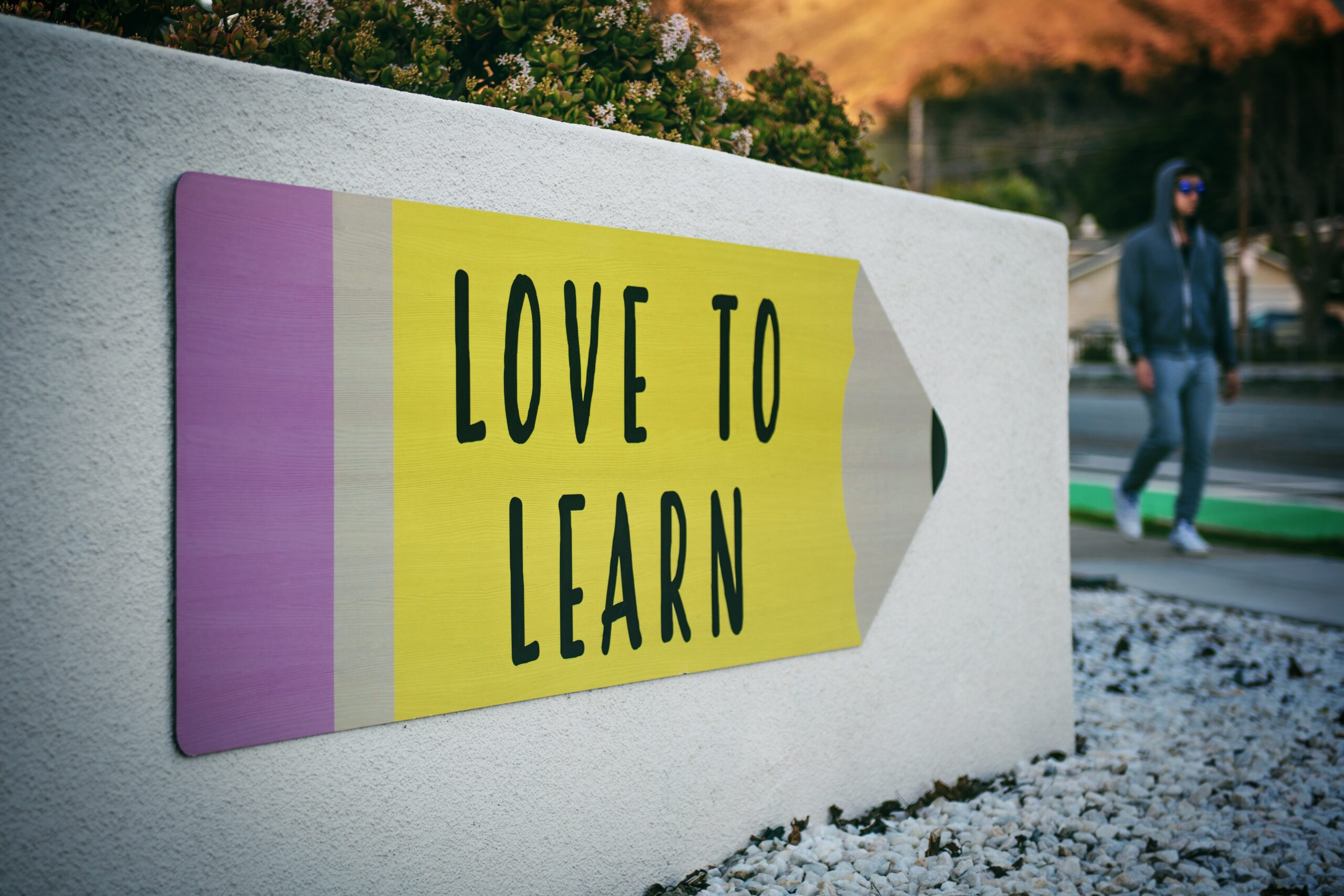 back to school love to learn